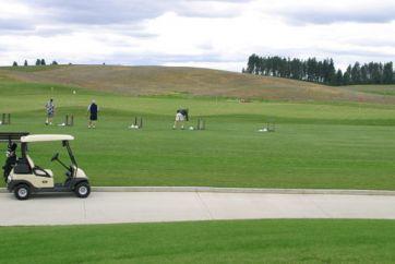 Circling raven casino golf