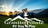 Free Round of Golf to Granite Pointe with RV Stay