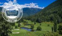 Free Overnight Camping with Golf at Kokanee Springs