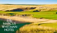 THE MARCUS WHITMAN HOTEL & WINE VALLEY GOLF CLUB STAY & PLAY EXPERIENCE