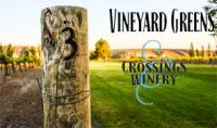 Cozy Cabin & Golf at Crossings Winery