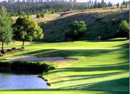 Hangman Valley Golf Course